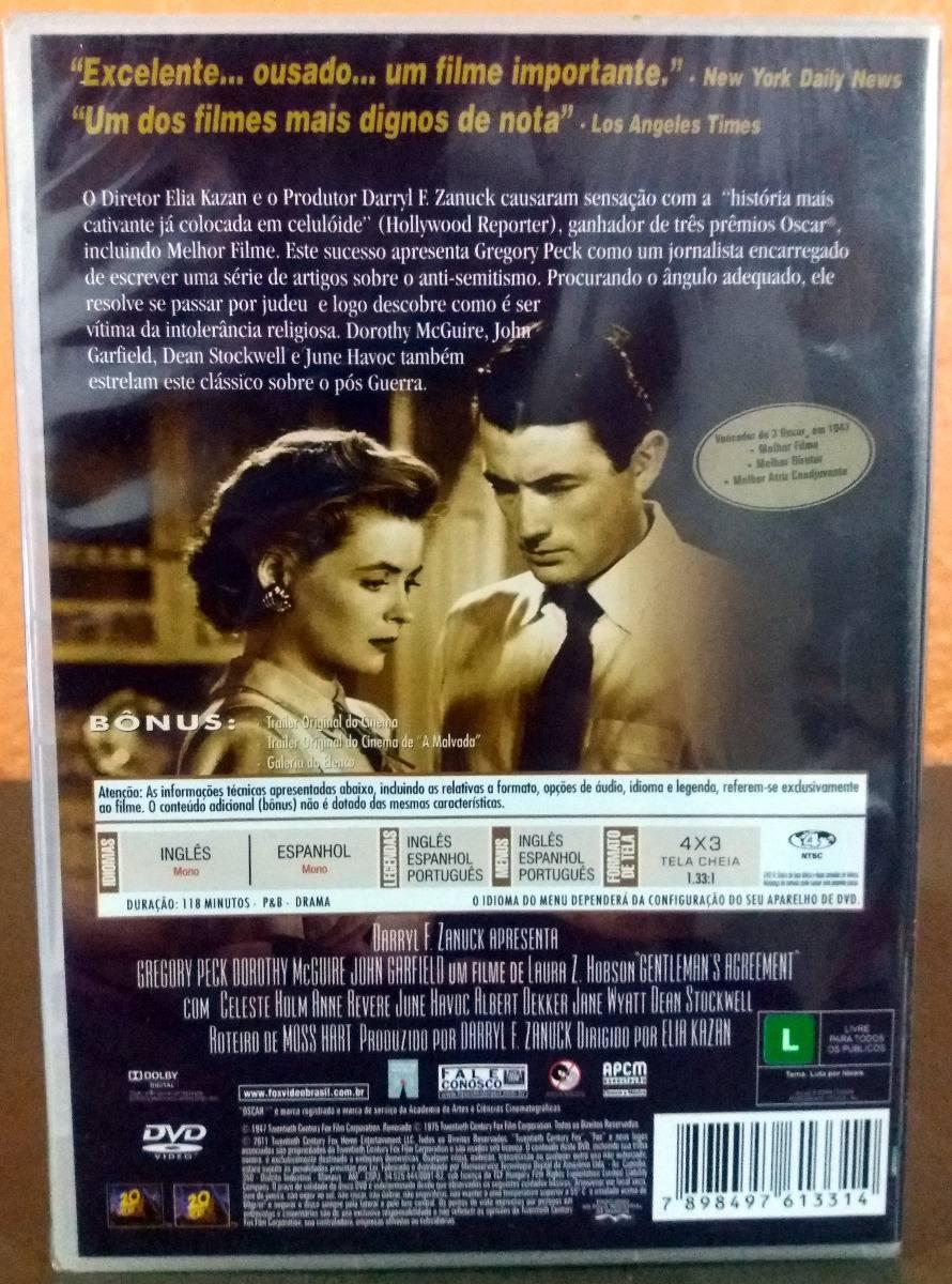 e2542e303c9c9 Dvd A Luz É Para Todos - Gregory Peck Dorothy Mcguire - R  22,90 em ...