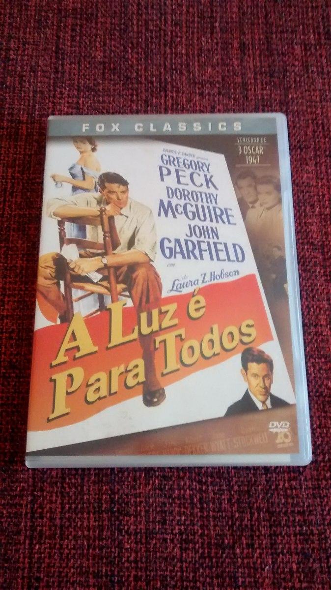 f89293fa85883 Dvd A Luz É Para Todos (série Fox Classics). - R  29,90 em Mercado Livre