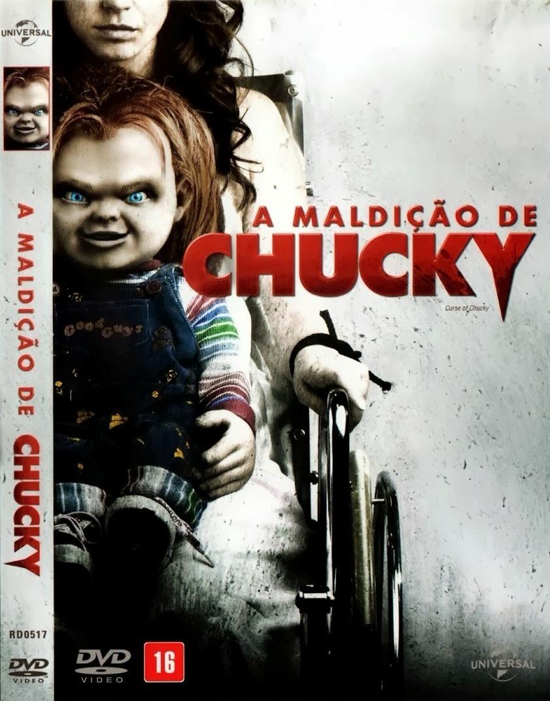 Resultado de imagem para a maldição de chucky dvd