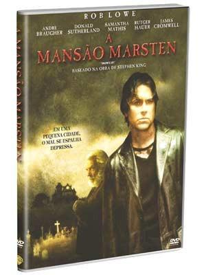 dvd - a mansão marsten - rob lowe