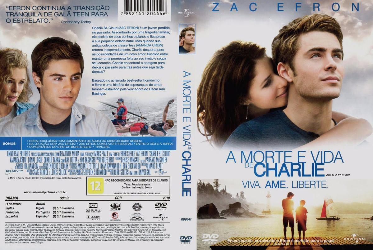 Dvd A Morte E Vida De Charlie - R$ 33,60 em Mercado Livre