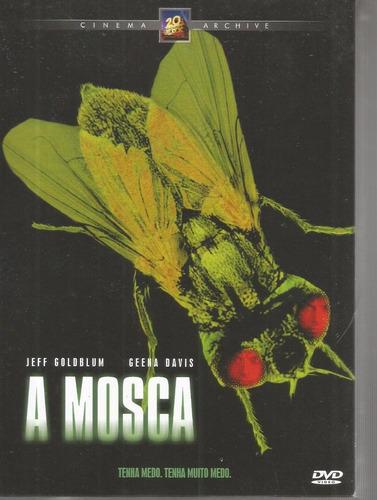 dvd a mosca (1986) - vinyx - bonellihq l19