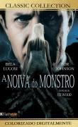 dvd a noiva do monstro