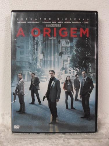 dvd a origem - lacrado