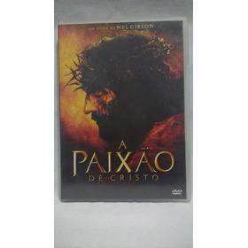 Dvd A Paixão De Cristo - Mel Gibson