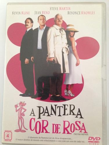 dvd a pantera cor de rosa