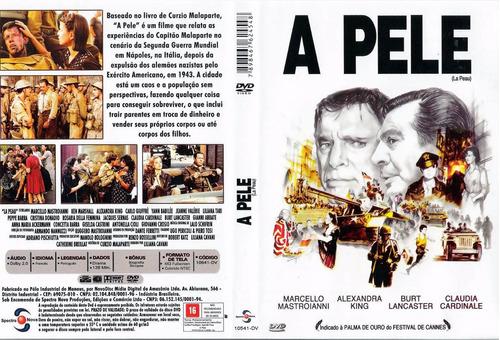 dvd a pele marcello mastroianni original novo lacrado