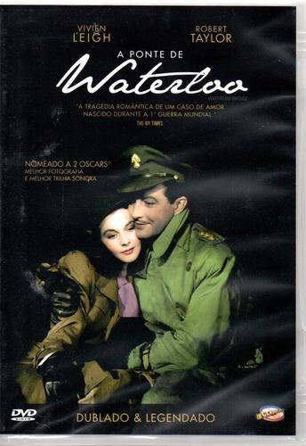 dvd a ponte de waterloo - classicline - bonellihq n20