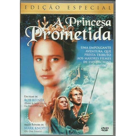 Dvd A Princesa Prometida