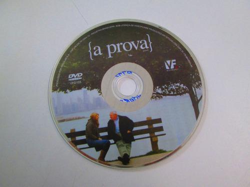 dvd a prova - fotos reais do produto