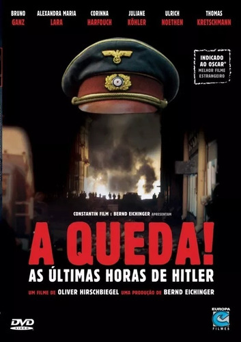 dvd a queda! as últimas horas de hitler