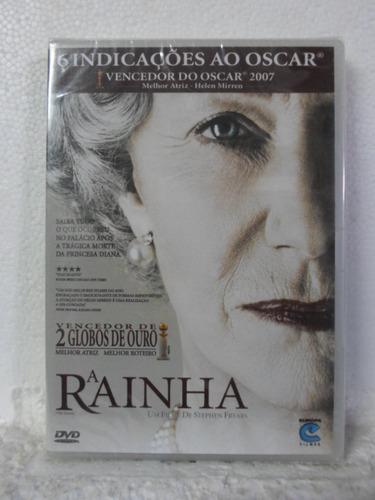 dvd a rainha - lacrado - frete 8,00