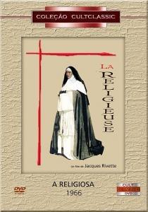 dvd a religiosa - anna karina, liselotte pulver