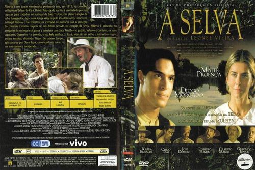 dvd a selva (23094cx1)