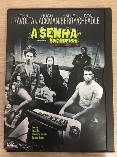dvd a senha - swordfish