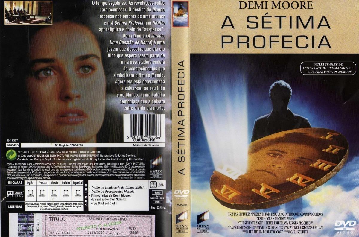 Dvd A Sétima Profecia - Legendado - R$ 19,00 em Mercado Livre