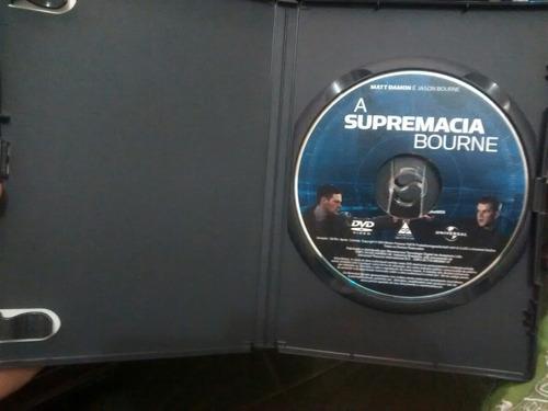dvd  a supremacia bourne