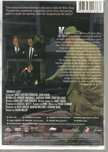 dvd a teia de renda negra - classicline - bonellihq h19