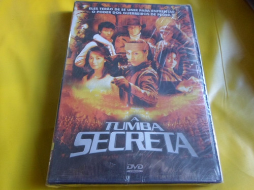 dvd a tumba secreta / novo