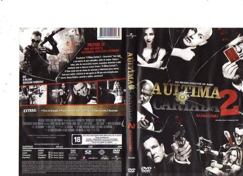 dvd a última cartada 2 - assassinos - original - suspense