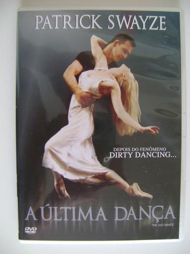 dvd a última dança com patrick swayze