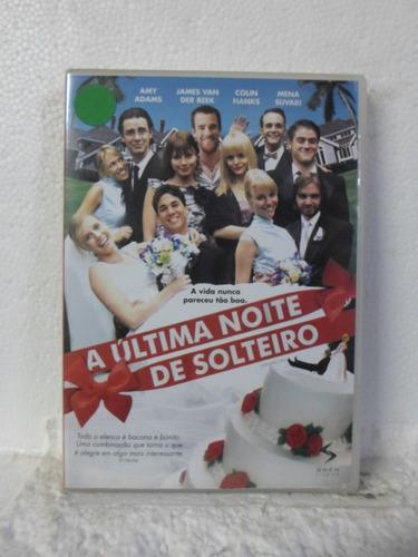 dvd a ultima noite de solteiro - original