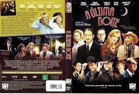 dvd a última noite - original semi novo
