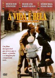 dvd a vida é bela, roberto benigni, nicoletta braschi  2000+