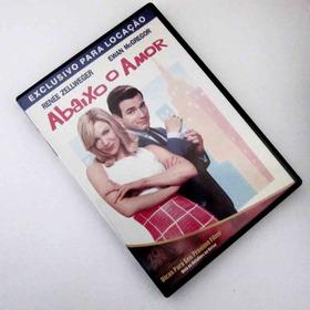 Dvd Abaixo Ao Amor   Renee Zelwegger + Ewan Mcgregor
