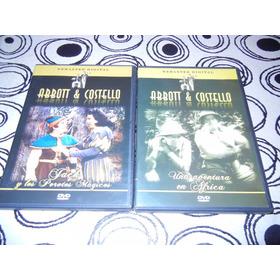 Dvd Abbott Y Costello-peliculas
