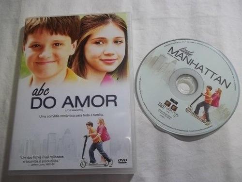 dvd - abc do amor - drama