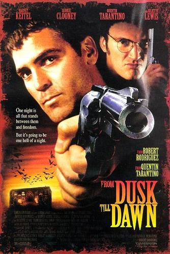dvd abierto del crepusculo al amanecer 1 from dusk till down