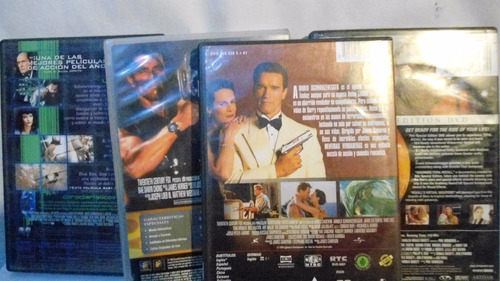 dvd accion películas