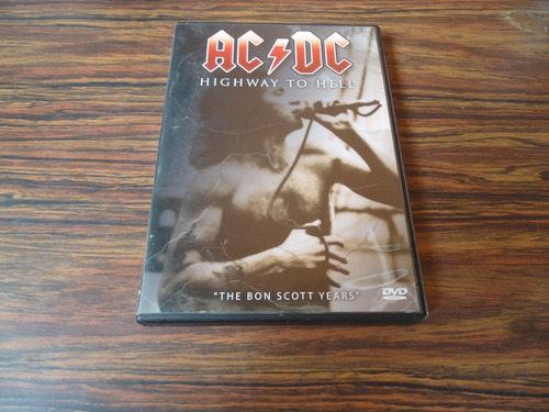 dvd ac/dc-highway to hell