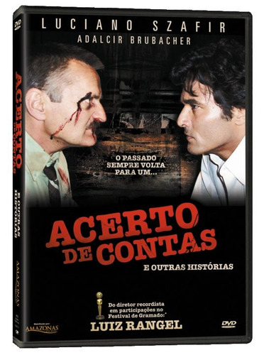 dvd acerto de contas - lacrado
