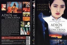 dvd - adios a mi concubina