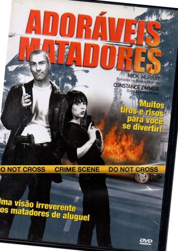 dvd adoráveis matadores