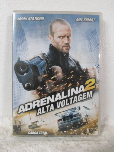dvd adrenalina 2 - alta voltagem