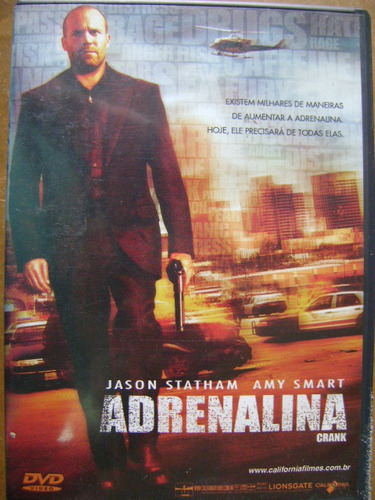 dvd adrenalina com jason statham 72