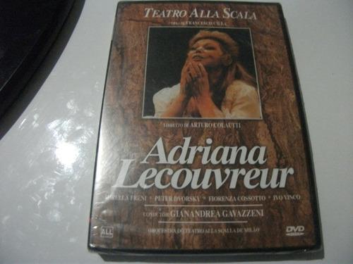 dvd adriana lecouvreur teatro alla scala opera lacrado e8b6