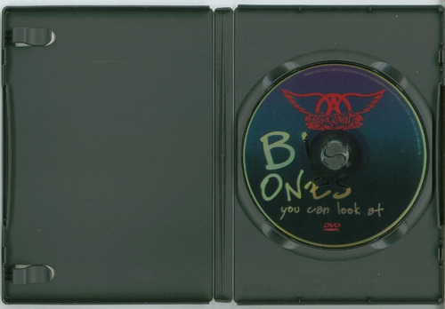 dvd aerosmith - big ones  'original'