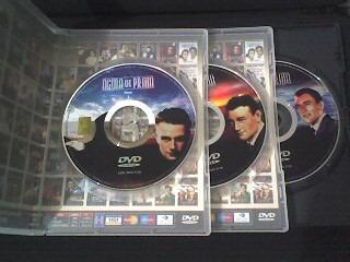 dvd águia de prata  3 dvds com john wayne (12 capitulos)
