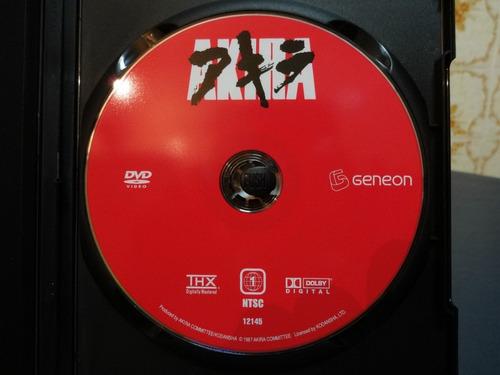 dvd akira importado usado excelente condição região 1 ntsc