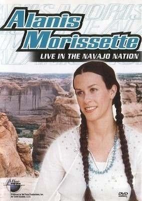 dvd alanis morissette live in the navajo nation lacrado