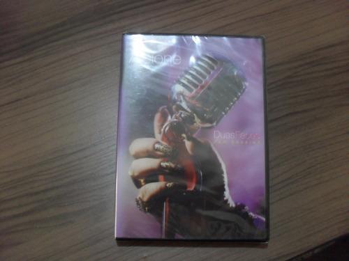 dvd alcione duas faces jam session produto lacrado