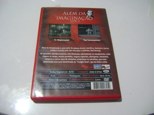 dvd alem da imaginaçao volume 2 e1b2