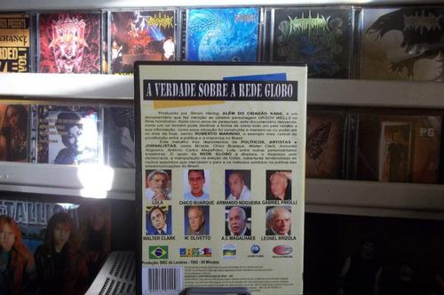 dvd além do cidadão kane rede globo roberto marinho proibido