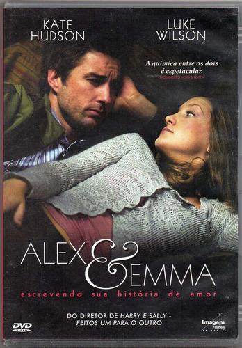 dvd alex & emma