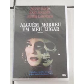 Dvd Alguem Morreu Em Meu Lugar - Bette Davis Origina Lacrado