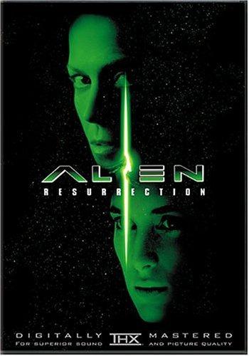 dvd alien 4 la resurreccion resurrection ovni sigourney weav